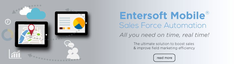 Entersoft Mobile Sales Force Automation