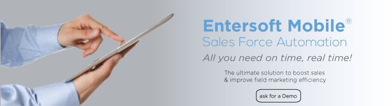 Entersoft Mobile Sales Force Automation| Demo